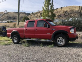 2003 Ford Super Duty F350 XLT Truck