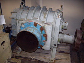 1024 Roots/Dresser RAS Positive Displacement Blower for Sale