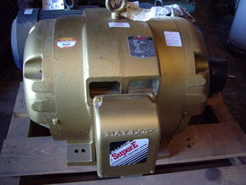 100 HP New Baldor Electric Motor