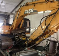 240 Case Excavator for Sale