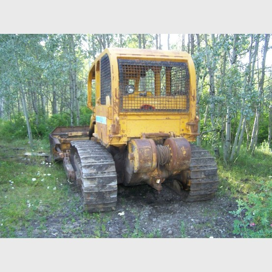 TD15C International Dozer for Sale by Savona Equipment in Mexico