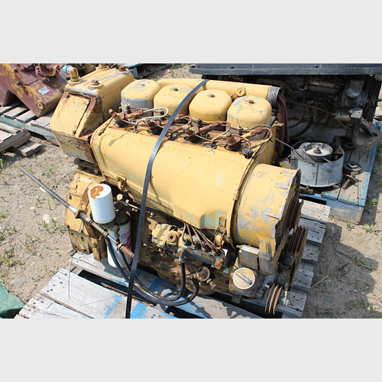 Used f4l 912 w 4 cylinder deutz diesel engine for sale for Deutz motor for sale
