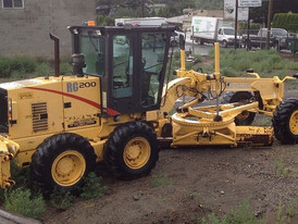2003 New Holland RG 200 Grader For sale