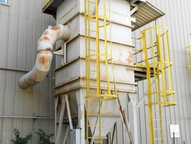 6ft x 8ft Baghouse Dust Collector for Sale