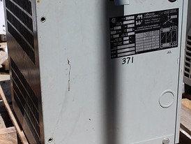 45 KVA 600 - 480 volt Hammond Transformer For Sale