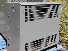 75 KVA 600 - 208Y/120 Volt 3 Phase Delta Transformer For Sale