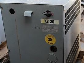 30 KVA 600-208/120 - 3 Phase Hammond  Transformer For Sale