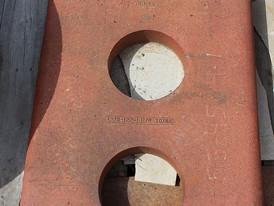 30 X 48 New Hewitt Robins  Jaw Crusher Toggle For Sale