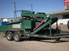 2006 Packer 750 Construction Waste Grinder for Sale