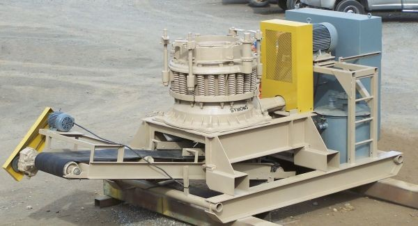 Custom Built Aggregate Equipment