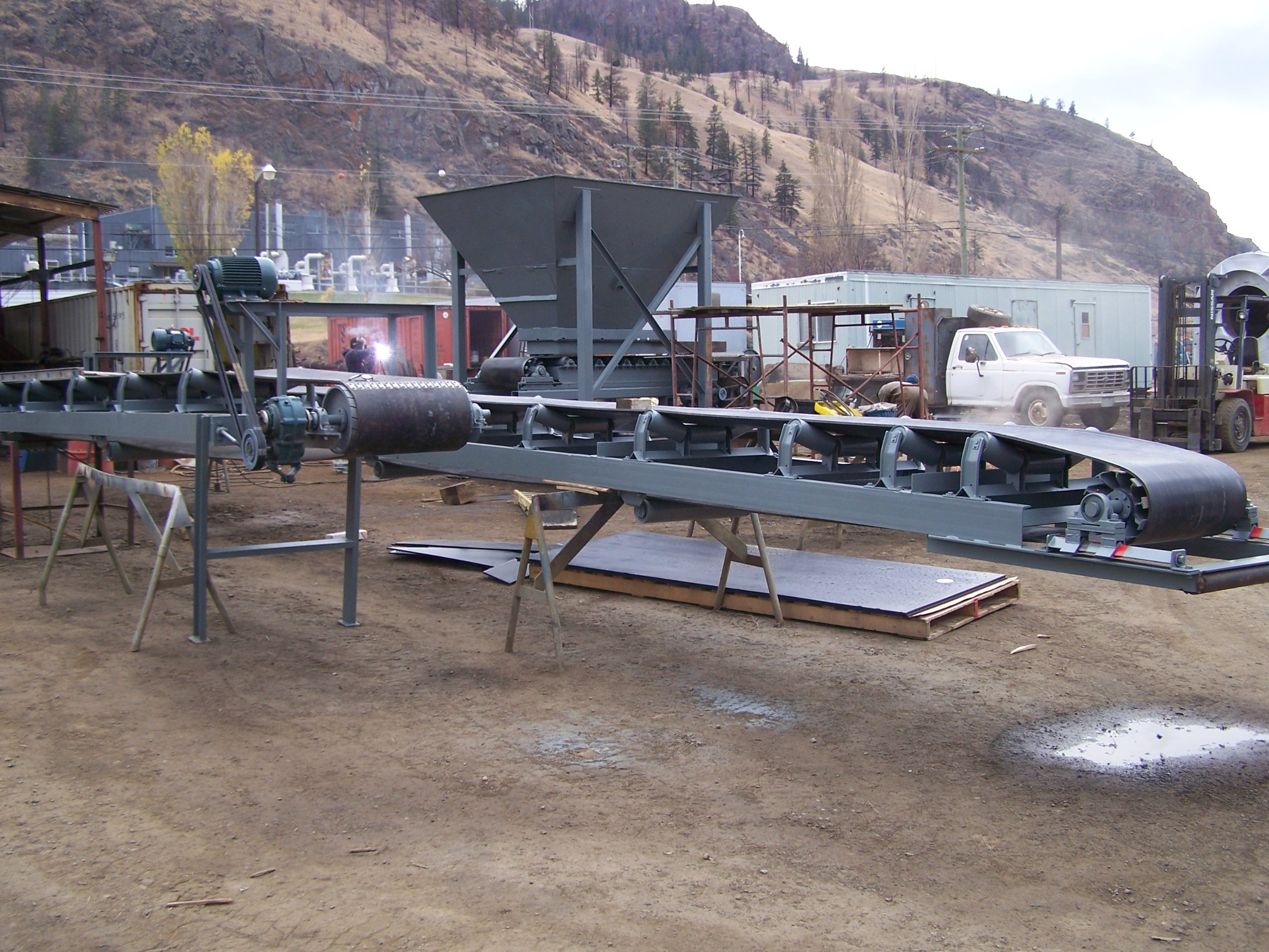 Aggregate Crushing and Screening Plant