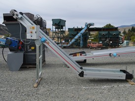 Stokkermill 17 in. Conveyor