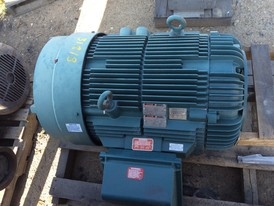 200 HP Reliance Electric Motor