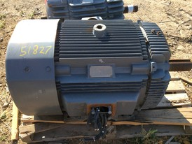 150 HP Hyundai Electric Motor