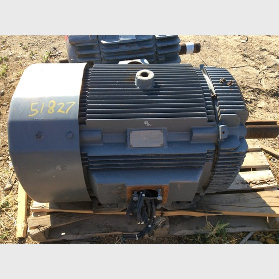 150 Hp Hyundai Electric Motor For Sale By Savona Equipment