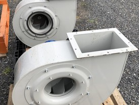 Euroventilatori Centrifugal Blowers