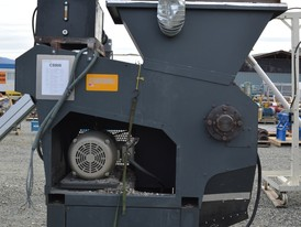 Stokkermill PS800 Shredder