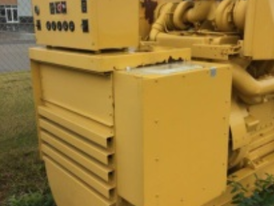 Caterpillar 600 kW Generator End