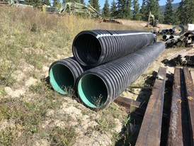 24 in. Plastic Culvert