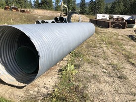 48 in. Dia. Steel Culvert