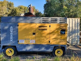 Atlas Copco XRHS506CD Portable Air Compressor