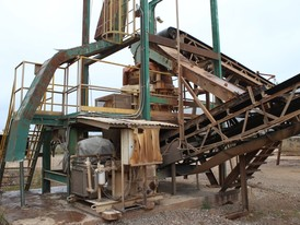 Symons 3 ft. Standard Cone Crusher