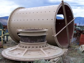 Denver 8 x 12 Ball Mill