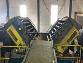 CP Manufacturing V-Screen Sorting Separator