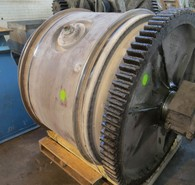 3 ft. dia. x 4 ft. Patterson  Ball Mill for Sale