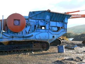 18 in. x 52 in. Pegson Jaw Crusher for Sale