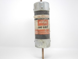 500 AMP ECON DUAL ELEMENT FPE FUSE