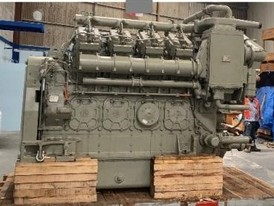 GE 8V228M Marine Engines