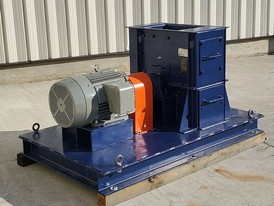 Jeffrey 20 x 12 Mini-Mill Crusher