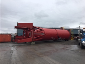 CMI 200 Ton Silo Package