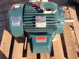 50 HP Reliance Severe Duty Electric Motor