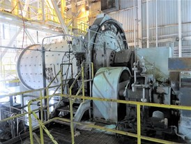 Marcy 9.5 ft. x 17 ft. Ball Mills