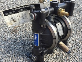 Graco/Husky 716 Diaphragm Pump