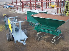 Jaw Crusher Pilot Plant for Sale
