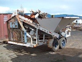 18 in. Portable Crushing Plant for Sale