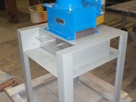 6 in. Marcy Gy-Roll Laboratory Cone Crusher for Sale