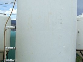 2000 Gallon Conical Tank