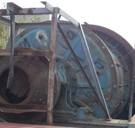 Marcy 6x6 Ball Mill