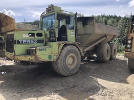 Terex 3066C Articulated Dump Truck