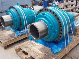 Brevini Two Stage Planetary Gear Reducers