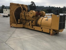 CAT 3512 1025 kW Diesel Generator Sets