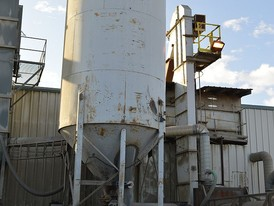1,350 Cubic Foot Silo