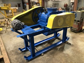 Colorado Iron Works Double Roll Crusher