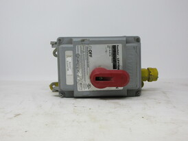 Leviton 30 Amp PowerSwitch Safety Disconnect Switch