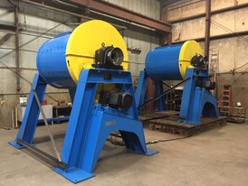 Patterson 5 ft. Dia. x 6 ft. Long Ball Mills