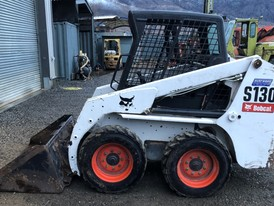 Bobcat S130 Skid Steer